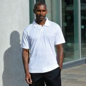 Clare College Sports Cool Polo Shirt